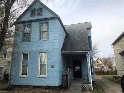 Cleveland Multi Family Home For Sale: 3874 West 37th St
