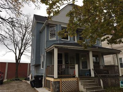 Cleveland Multi Family Home For Sale: 4016 Riverside Ave