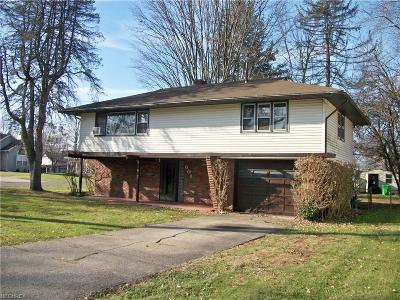 Belpre Single Family Home For Sale: 601 Oneal St