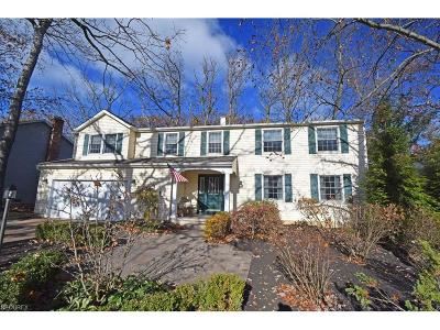 Brecksville, Broadview Heights Single Family Home For Sale: 12211 Chestnut Cir