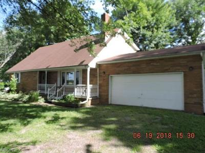 Litchfield Single Family Home For Sale: 8436 Spieth Rd