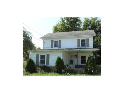 Belpre Single Family Home For Sale: 753 Sycamore St