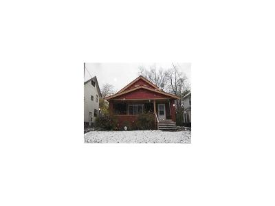 Cleveland Single Family Home For Sale: 9904 Raymond Ave
