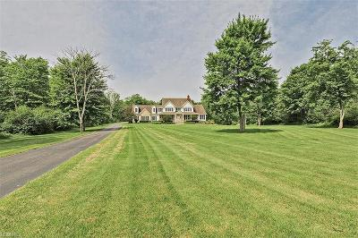 Geauga County Single Family Home For Sale: 9465 Mallard Pt
