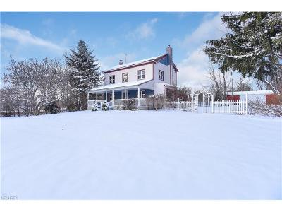 Seville Single Family Home For Sale: 4025 Greenwich Rd