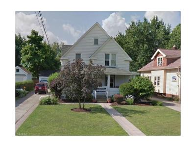 Euclid Multi Family Home For Sale: 18900 Abby Ave