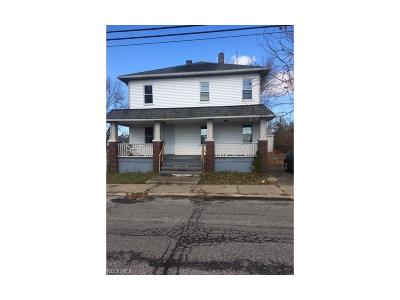 Cleveland Single Family Home For Sale: 15203 Ohio Ave
