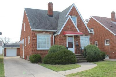 Parma Single Family Home For Sale: 2919 North Ave