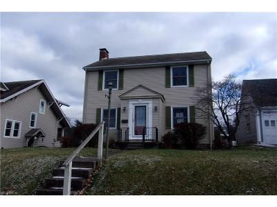 Single Family Home Sold: 2028 Myrtle Ave