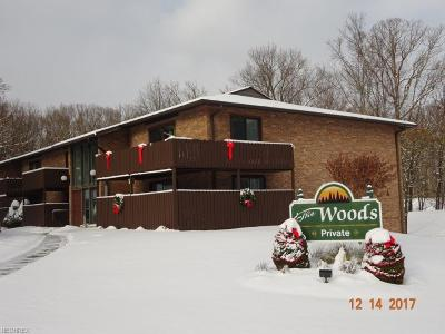 Brecksville Condo/Townhouse For Sale: 6890 Carriage Hill Dr #A-2