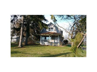 Brecksville, Broadview Heights Single Family Home For Sale: 1031 East Wallings Rd