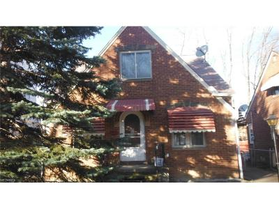 Cleveland Single Family Home For Sale: 17816 Glenshire Ave