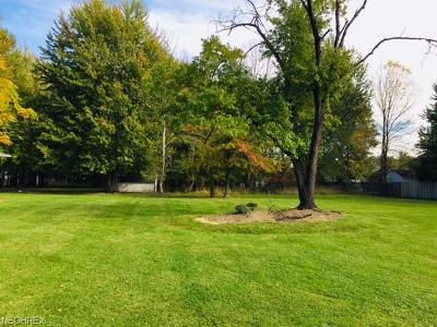 Willoughby Residential Lots & Land For Sale: 2525 Lost Nation Rd