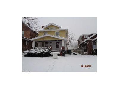 Cleveland Single Family Home For Sale: 3628 West 134th St