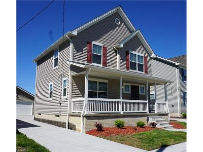 Cleveland Single Family Home For Sale: 3727 Stanley Tolliver Ave