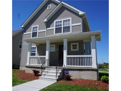 Cleveland Single Family Home For Sale: 3853 Stanley Tolliver Ave
