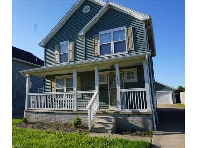 Cleveland Single Family Home For Sale: 3645 Community College Ave