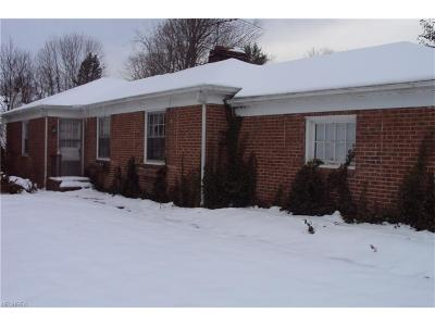 Geauga County Single Family Home For Sale: 99 Fernwood Rd