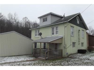 Waynesburg OH Single Family Home Sold: $66,000