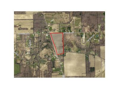 Ashtabula County Farm & Ranch For Sale: V/L State Route 46