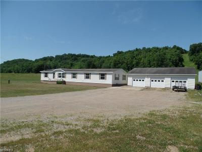 Morgan County Single Family Home For Sale: 7305 State Route 669