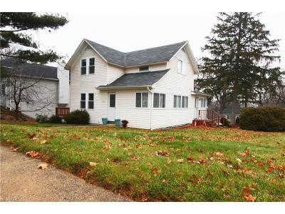 Rocky River Single Family Home For Sale: 22614 Detroit Rd