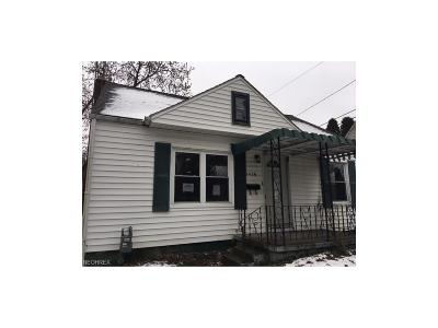 Alliance OH Single Family Home Sold: $15,000