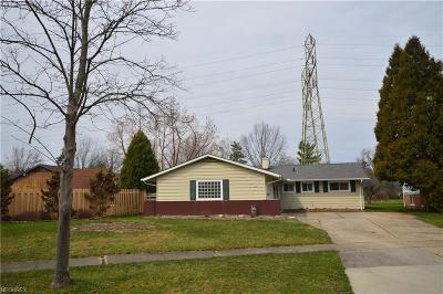 Berea Single Family Home For Sale: 498 Beeler Dr