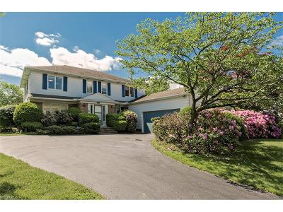 Shaker Heights Single Family Home For Sale: 24276 Laureldale Road