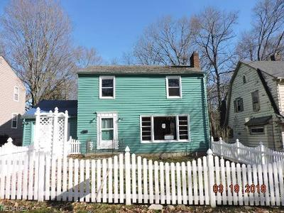 Single Family Home For Sale: 174 Brookline Ave