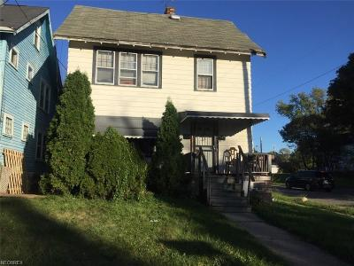 Cleveland Multi Family Home For Sale: 3059 East 121st St