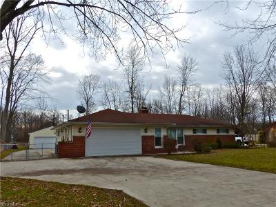 Mentor Single Family Home For Sale: 7084 Adkins Rd