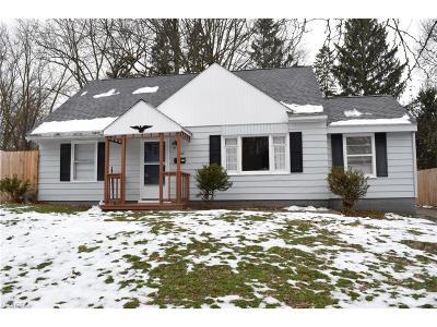 Kent Single Family Home For Sale: 648 Woodside Dr