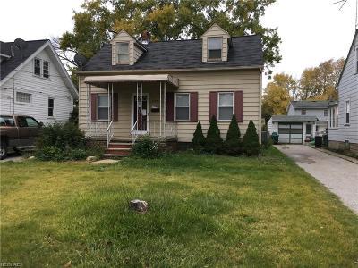 Eastlake Single Family Home For Sale: 1324 East 360th St