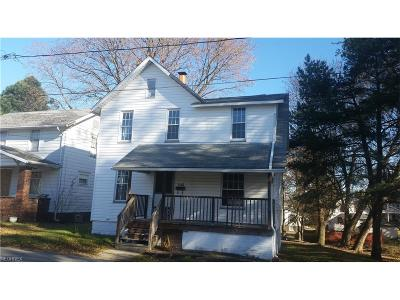 Single Family Home For Sale: 1140 Wade Ave