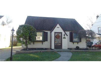 Struthers Single Family Home For Sale: 194 Creed St