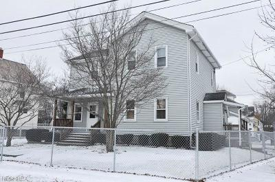 Multi Family Home For Sale: 5302 Chestnut Ave