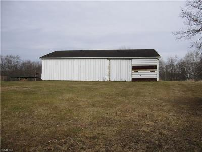 Ashland County Single Family Home For Sale: County Road 620