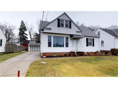 Single Family Home Sold: 36212 Skytop Ln