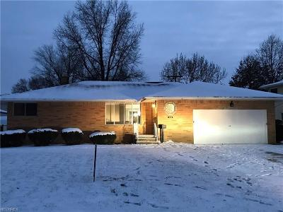 Seven Hills Single Family Home For Sale: 552 North Skyline Dr