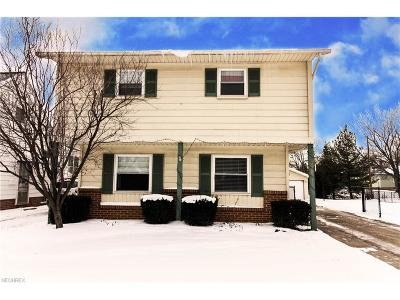 Willowick Single Family Home For Sale: 330 East 310th St
