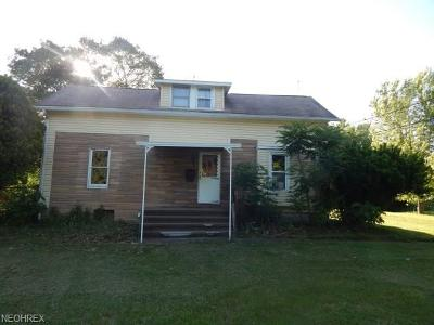 Single Family Home For Sale: 1540 Lakeland Ave