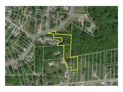 Guernsey County Residential Lots & Land For Sale: Hal Bar Dr