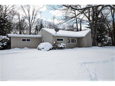 Highland Heights Single Family Home For Sale: 5992 Wilson Mills Rd