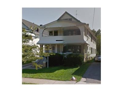 Cleveland Multi Family Home For Sale: 3697 East 146th St
