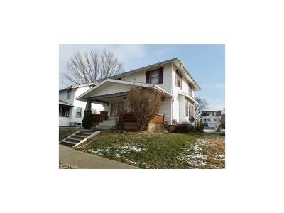 Guernsey County Single Family Home For Sale: 804 North 12th St
