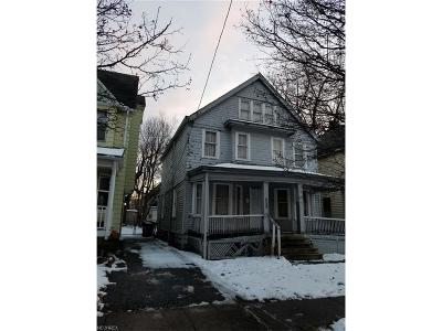 Cleveland Single Family Home For Sale: 10616 Everton Ave