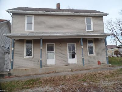 Perry County Single Family Home For Sale: 211 West Front St
