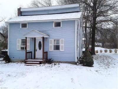 Mineral Ridge Single Family Home For Sale: 1456 Furnace St