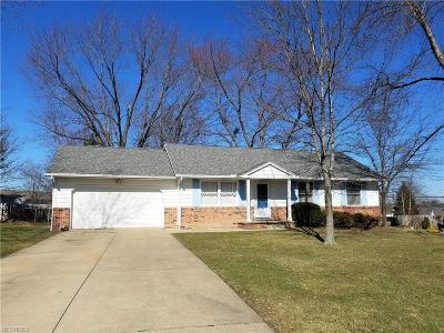 Twinsburg Single Family Home For Sale: 8675 Gettysburg Dr